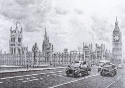 Westminster Palace, London [SOLD]