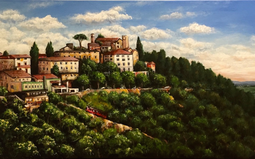 Montecatini Alto, Tuscany – [SOLD]