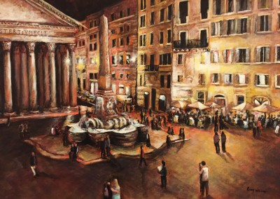 Evening in Rome [ON HOLD]